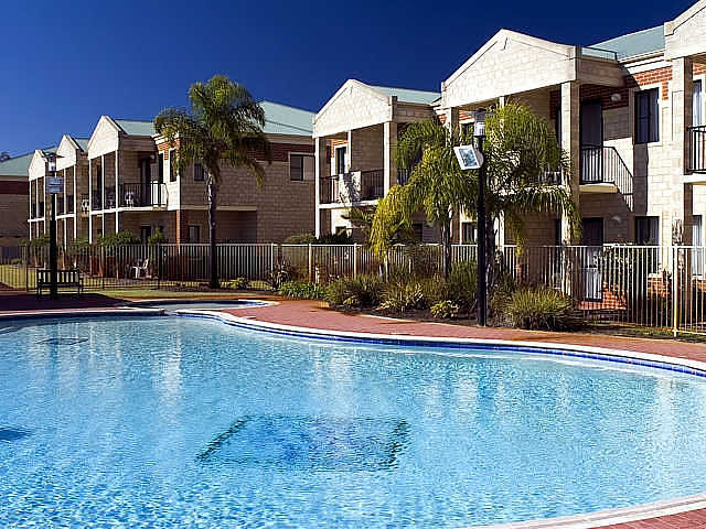 Country Comfort inter City Hotel  Apartments - WA Accommodation
