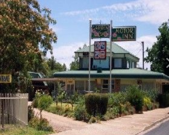 Garden Court Motor Inn - WA Accommodation