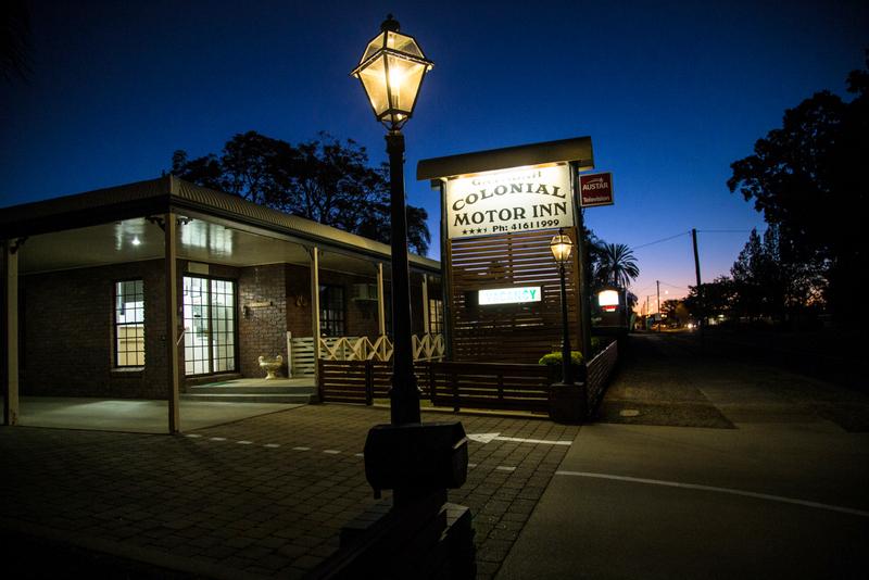 Gayndah Colonial Motor Inn - WA Accommodation