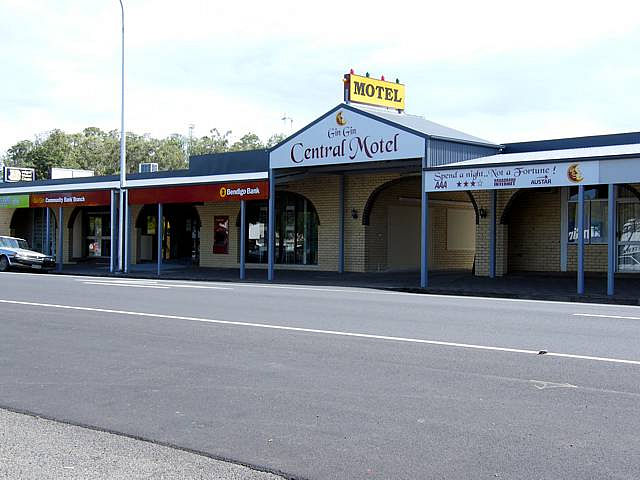 Gin Gin Central Motel - WA Accommodation