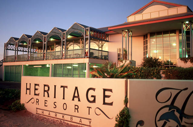 Heritage Resort - WA Accommodation