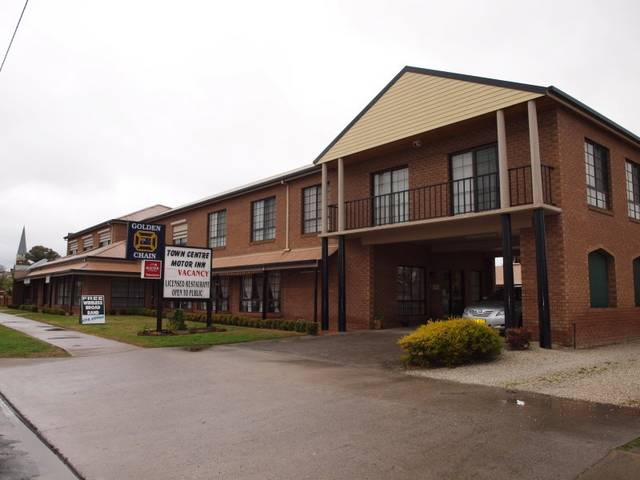 Holbrook Town Centre Motor Inn - WA Accommodation