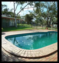 Lightning Ridge Outback Resort  Caravan Park - WA Accommodation