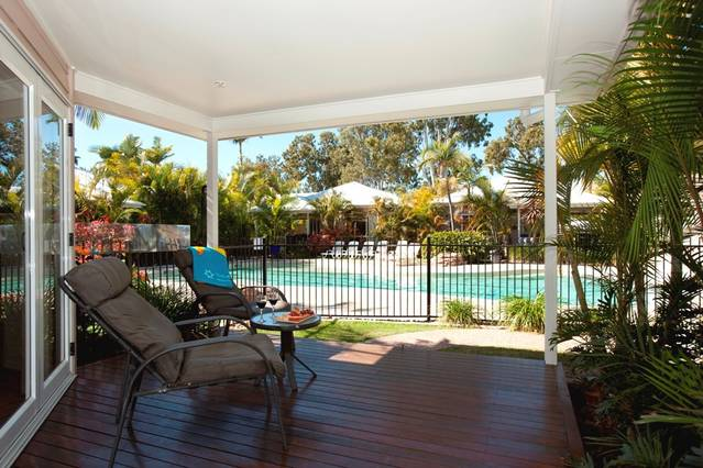 NRMA Treasure Island Holiday Park - WA Accommodation
