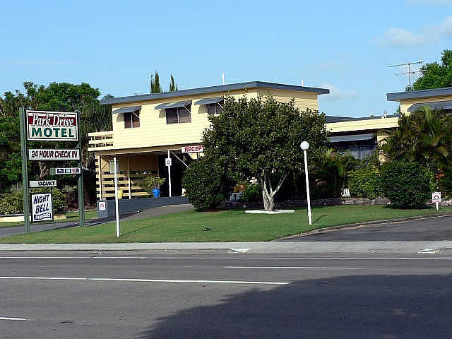 Park Drive Motel - WA Accommodation