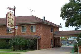 Parkes All Settlers Motor Inn - WA Accommodation