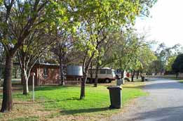 Quambatook Caravan Park - WA Accommodation