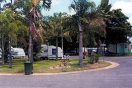 Riverside Tourist Park Rockhampton - WA Accommodation