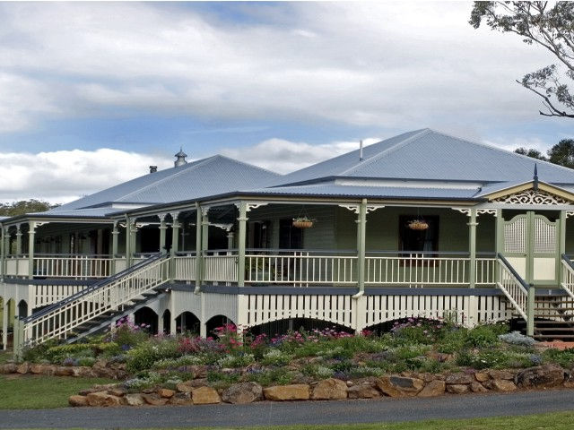 The Sanctuary Springbrook Guest House Cottage - WA Accommodation
