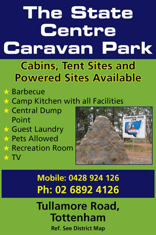 The State Centre Caravan Park - WA Accommodation