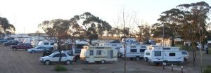 Woomera Traveller's Village  Caravan Park - WA Accommodation