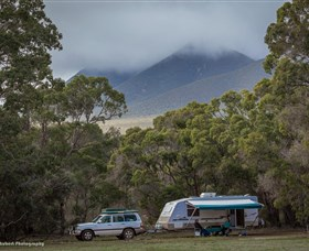 Mt Trio Bush Camp and Caravan Park - WA Accommodation