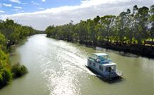 Edward River Houseboats - WA Accommodation
