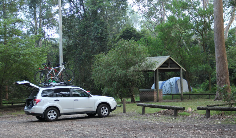 Mill Creek campground - WA Accommodation