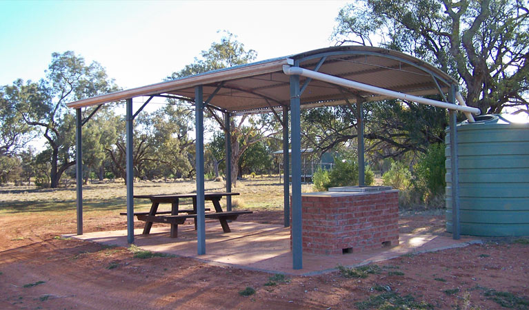 Yanda campground - WA Accommodation
