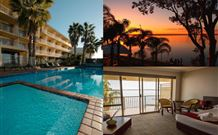 Beachcomber Hotel and Conference Centre - Toukley - WA Accommodation