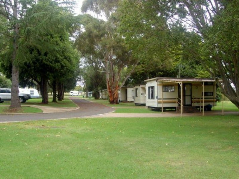 Glen Rest Tourist Park - WA Accommodation