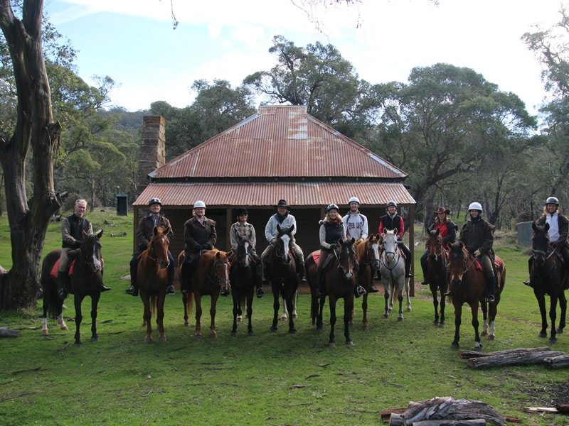 Reynella Homestead and Horseback Rides - WA Accommodation