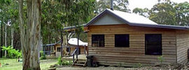 Banksia Lake Cottages - WA Accommodation