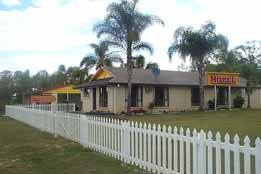 Gayndah A Motel - WA Accommodation