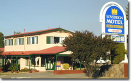 Sovereign Motor Inn Cooma - WA Accommodation
