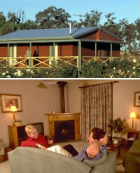 Twin Trees Country Cottages - WA Accommodation