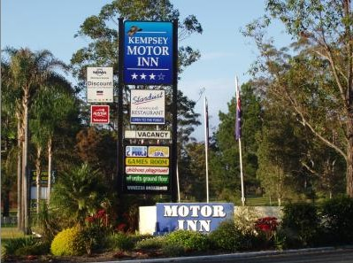 Kempsey Motor Inn - WA Accommodation