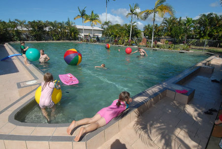 Kurrimine Beach Holiday Park - WA Accommodation
