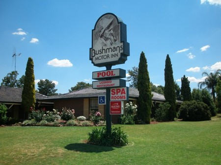 Bushmans Motor Inn - WA Accommodation