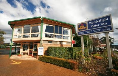 Best Western Wanderlight Motor Inn - WA Accommodation