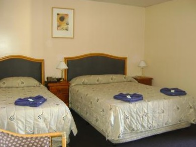 Mudgee Motor Inn - WA Accommodation