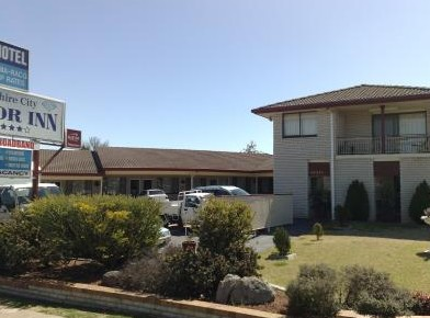 Sapphire City Motor Inn - WA Accommodation