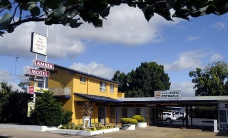 Amber Motel - WA Accommodation