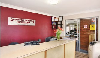 Country Capital Motel - WA Accommodation
