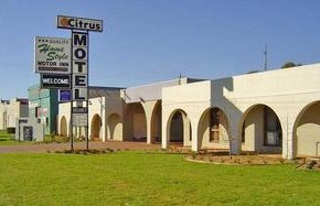 Citrus Motel - WA Accommodation