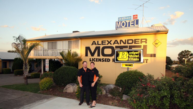 Alexander Motel - WA Accommodation