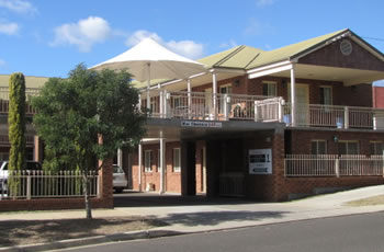 Golf Links Motel - WA Accommodation