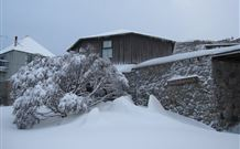 Knockshannoch Ski Lodge -