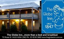 The Globe Inn - WA Accommodation