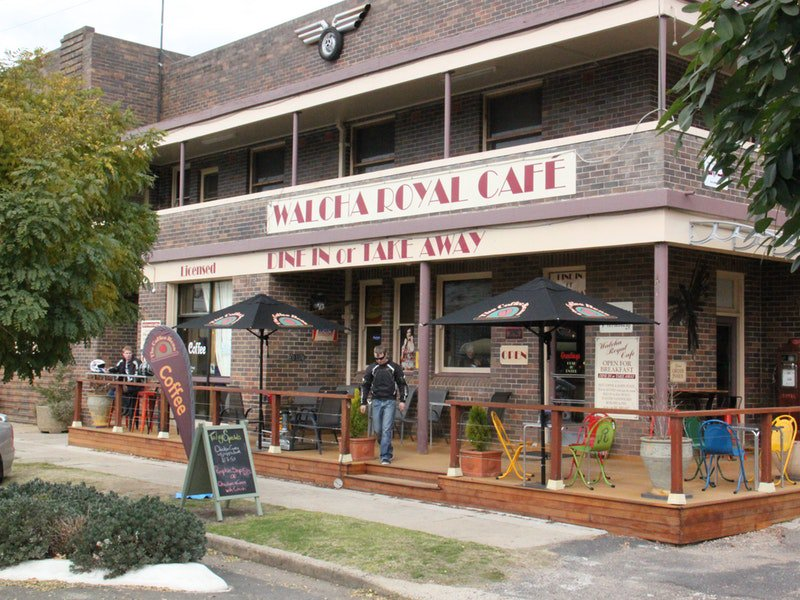 Walcha Royal Cafe and Boutique Accommodation