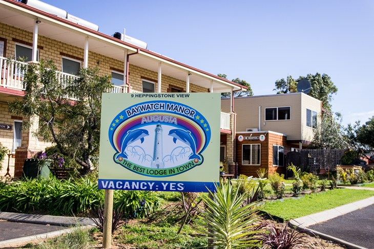 Augusta - Cape Leeuwin YHA - WA Accommodation