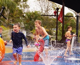 BIG4 Treasure Island Holiday Park - WA Accommodation