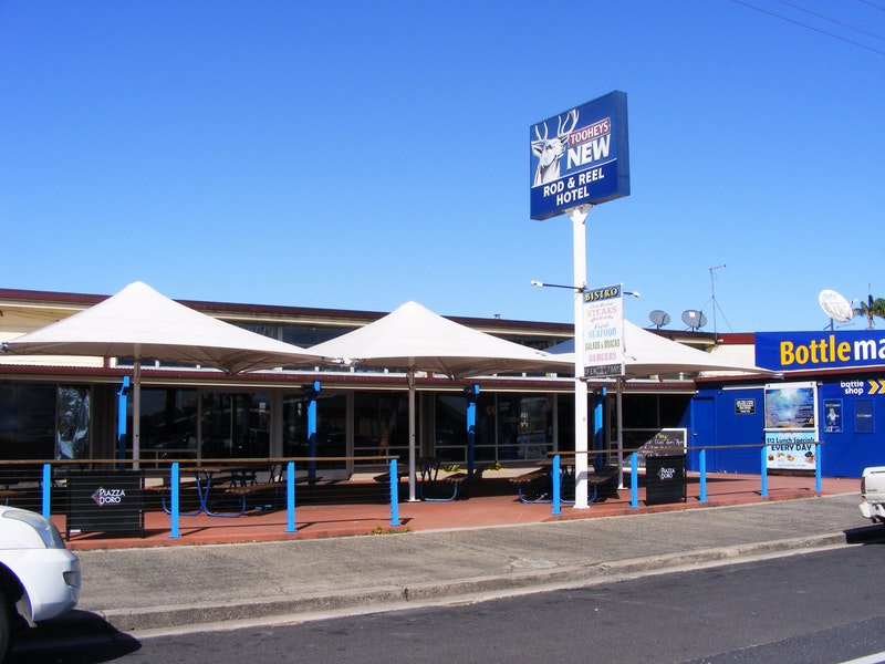 Rod N Reel Hotel Woodburn - WA Accommodation