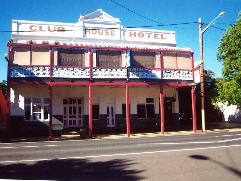 Club House Hotel - WA Accommodation