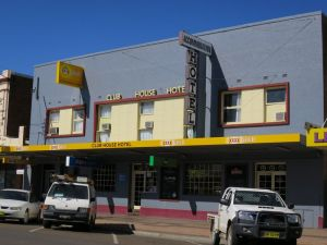 Club House Hotel Gunnedah - WA Accommodation