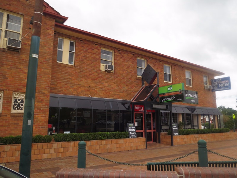 Gunnedah Hotel - WA Accommodation