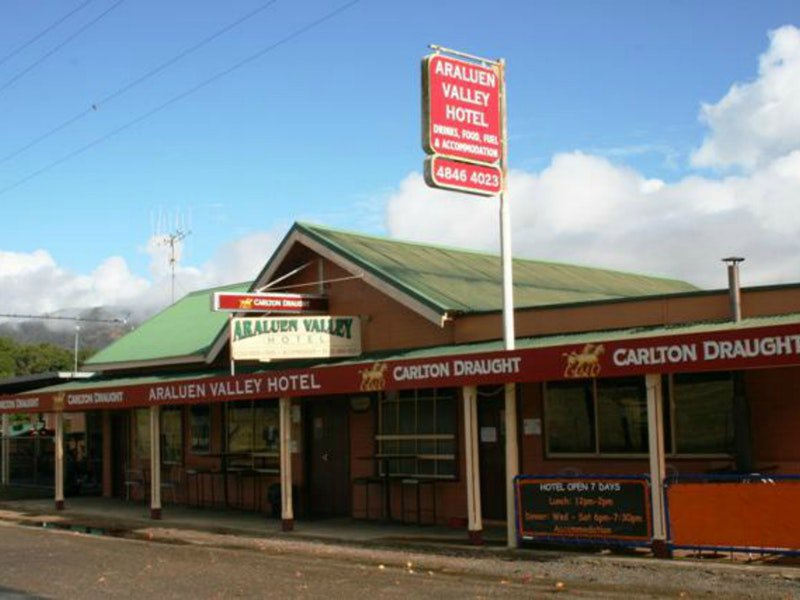Araluen Hotel - WA Accommodation