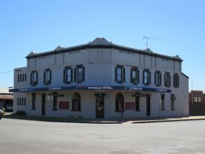 Imperial Hotel Gunnedah - WA Accommodation