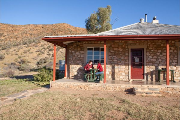 Nudlamutana Hut - WA Accommodation