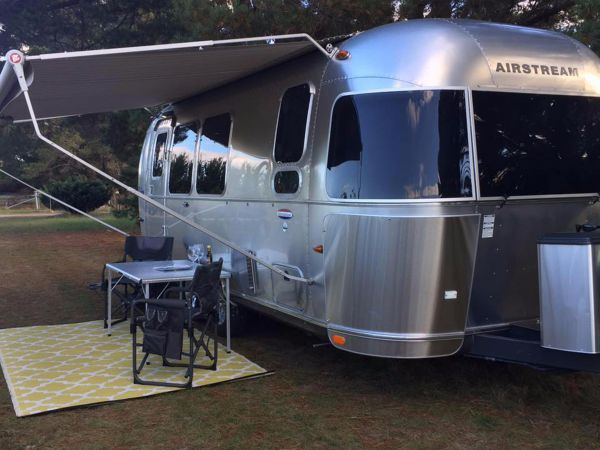 Silver Bullet Airstream Accommodation - WA Accommodation